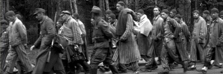 foto do acervo do Museu do Holocausto