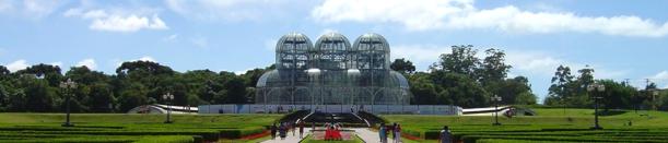 foto: acervo Jardim Botânico de Curitiba